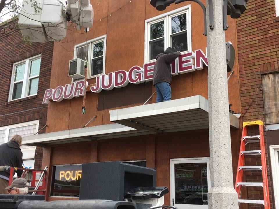 Pour Judgement Sign.jpg